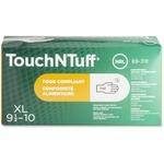 Ansell Health Nat. Rubber Latex Powder-free Gloves AHPANS69318XL