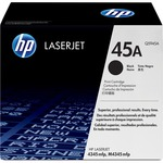 HP 45A (Q5945A) Black Original LaserJet Toner Cartridge HEWQ5945A