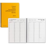 Unicor Fed Weekly Gov't Appointment Book UCR5453711