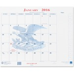 Unicor Fed Blotter Calendar Pad UCR5453740