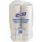 Genuine Joe Compostable Paper Cups 10215