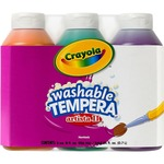 Crayola Artista II Washable Tempera Paint 543182