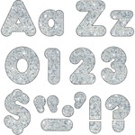 """Trend Sparkle 4"""" Casual Ready Letters Combo Pack 79943"""