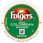 Folgers Gourmet Selections Lively Colombian Decaf Packs K-Cup 570