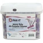 Big 3 Packaging Pak-it Hvy Duty All-purpose Cleaner Paks