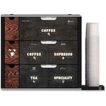 Mars Drinks Coffee Shop Merchandiser x3na