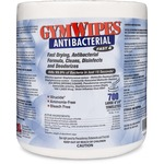 2xl Gymwipes Antibacterial Towelettes Bucket Refill