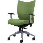 9 To 5 Seating Mid-back Swivel Tilt Control