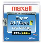 Maxell Super DLTtape II Tape Cartridge MAX183715