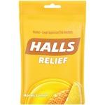 Cadbury Halls Honey-lemon Cough Drops