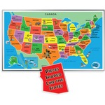 A Broader View 55-piece Kids Jumbo Usa Puzzle