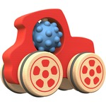 Beginagain Toys Nubble Rumblers Wooden Truck Toy