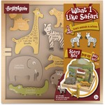 BeginAgain Toys What I Like Safari Story Box h1503