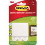 Command Medium Adhesive Picture Hanging Strips (17201ES)