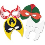 Roylco Super Hero Masks r52097