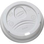 Dixie 10 oz. Paper Hot Cup Lid dl9540