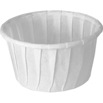Solo 1.25 oz. Souffle Portion Paper Cups 1252050
