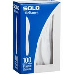 Solo Cup Reliance Medium Weight Boxed Knives rswkx0007