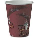 Solo Bistro Design Disposable Paper Cups 378si0041ct