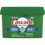 Cascade Complete Dishwasher Packs