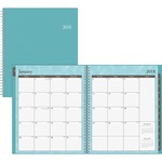 Blue Sky Knightsbridge Monthly Planner