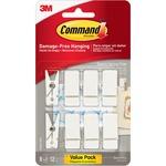 Command Adhesive Quartz Spring Clips (17089Q8ES)
