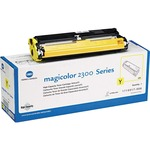 Konica Minolta High-Capacity Yellow Toner QMS1710517006