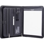 Bond Street Carrying Case (folio) For Tablet, Pen, Pencil, Document, Card - Black