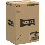 Solo Symphony Trophy Poly Hot Cups x8j8002ct