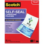 Scotch Self-Sealing Laminating Pouch MMMLS85425G