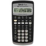 Texas Instruments BAIIPLUS Financial Calculator TEXBAIIPLUS
