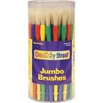 Creativity Street Jumbo Brush Set