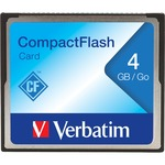 Verbatim 95188 4 GB CompactFlash (CF) Card VER95188