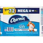 Charmin Ultra Mega Roll Tissue