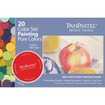 Armadillo Arts & Craft 20-color Pure Colors Paint Pastels