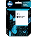 HP 13 Ink Cartridge - Black, Color HEWC4814A