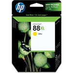 HP 88XL High Yield Yellow Original Ink Cartridge HEWC9393AN