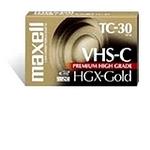 Maxell High Grade VHS-C Videocassette MAX203010