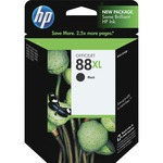 HP 88XL High Yield Black Original Ink Cartridge HEWC9396AN