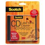 Scotch CD/DVD Lens Cleaner MMMAV101