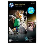 HP Advanced Photo Paper HEWQ7906A