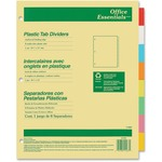 Avery Office Essentials Economy Insertable Tab Dividers AVE11467