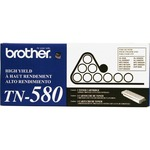 Brother Black High Yield Toner Cartridge BRTTN580
