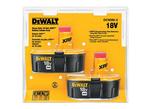 DeWalt-DC4PAKA-Cordless drill & tool kit-image