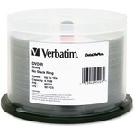 Verbatim DataLifePlus 95203 DVD Recordable Media - DVD-R - 16x - 4.70 GB - 50 Pack Spindle VER95203