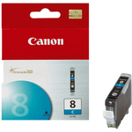 Canon Ink Cartridge - Cyan CNMCLI8C