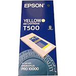 Epson Yellow Ink Cartridge EPST500011