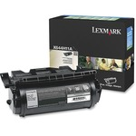 Lexmark X644H11A Black High Yield Return Program Toner Cartridge LEXX644H11A