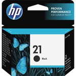 HP 21 Black Original Ink Cartridge HEWC9351AN
