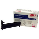 Oki Magenta Image Drum For C5500n and C5800Ldn Printers OKI43381702